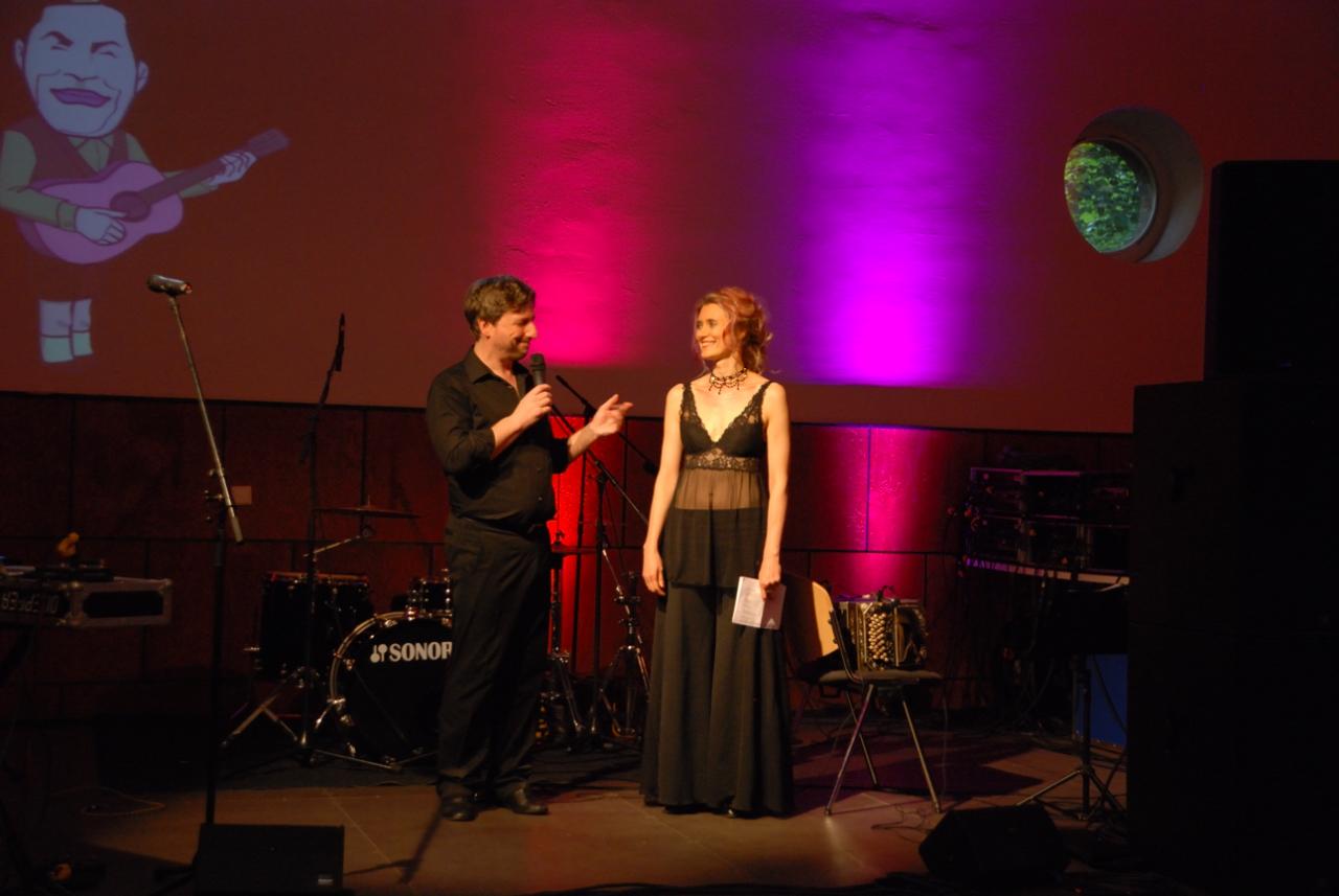Harald und Susanne (Foto Chris Schilling)