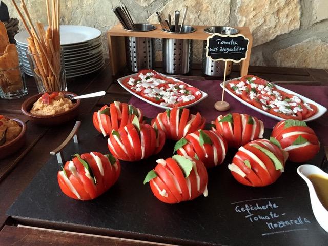 Tomaten-Mozzarella - mal anders
