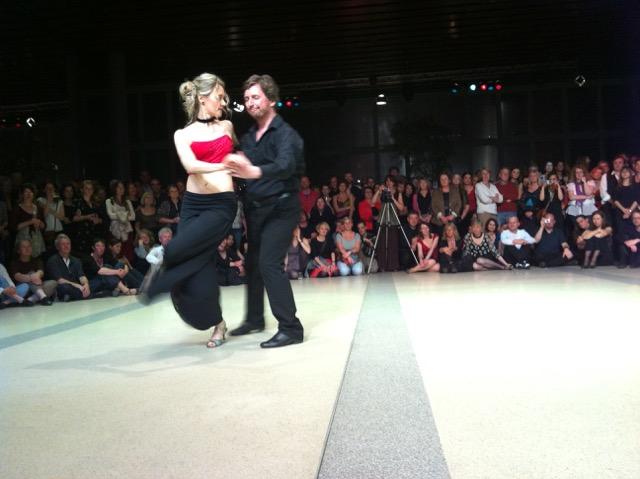 6. Bonner Tangofestival (Foto: Claudia Eck)