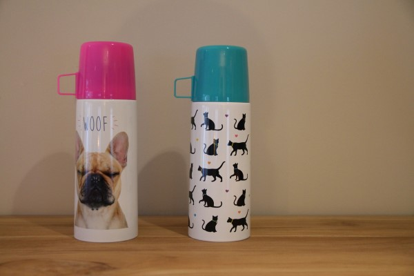 Thermos hond kat