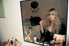 NAN GOLDIN Joey in my mirror