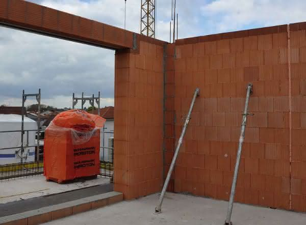 Massivhaus Metzger - Bauen mit Redbloc
