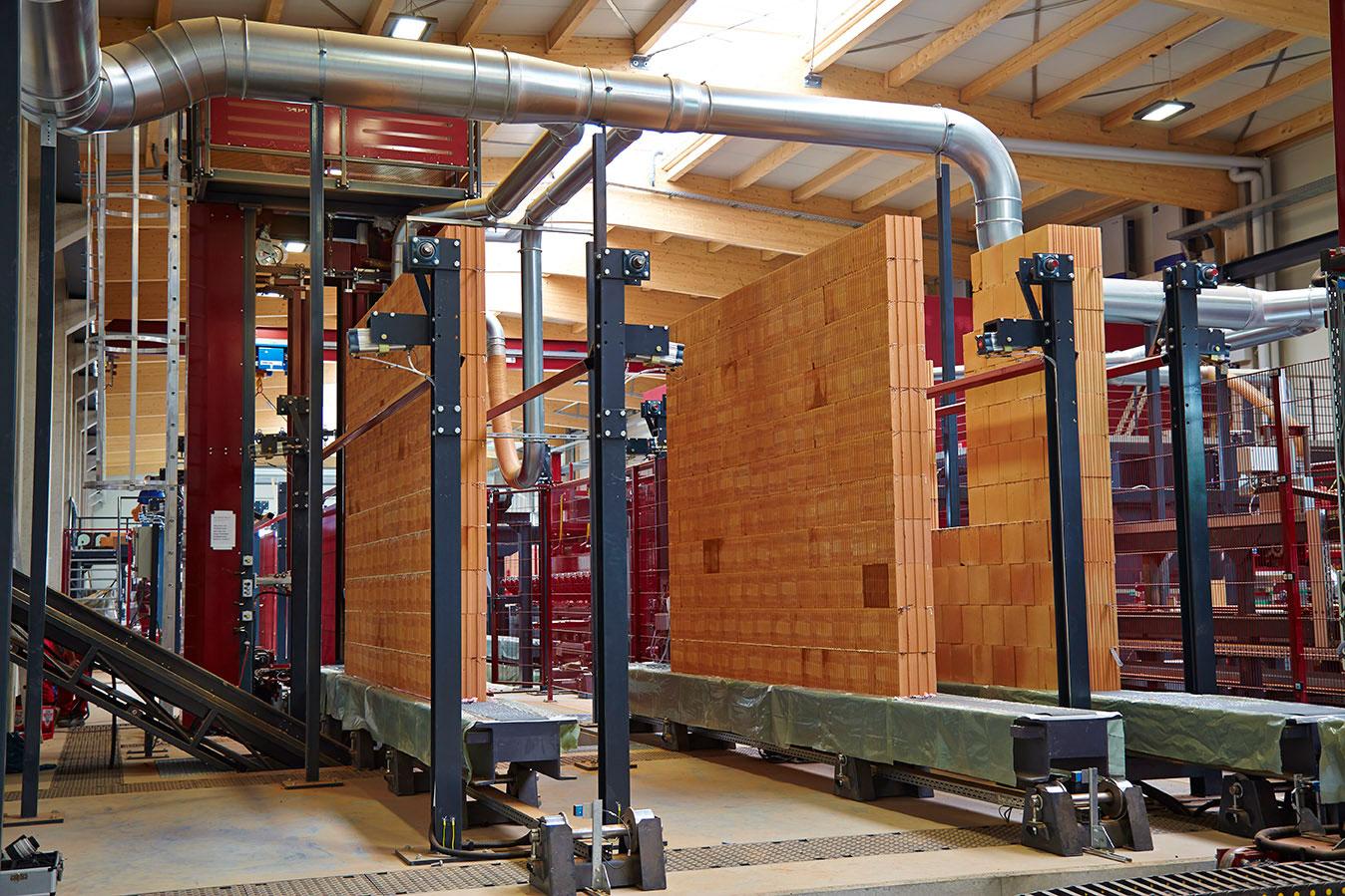 Metzgerbau - Hausbau mit Redbloc
