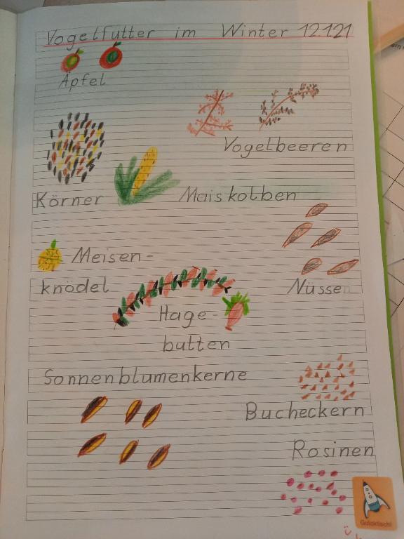 Vogelfutter, Lars/Fiona 1/2c