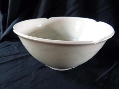 compotier -porcelaine émaillée
