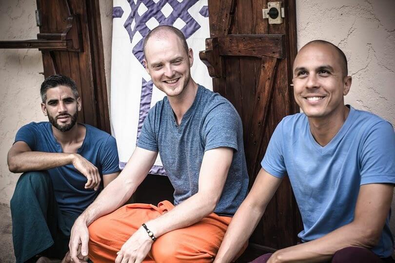 l'équipe fondatrice de Maison Kailash
