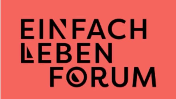 #gehtweiter: Einfach Leben Forum 2020 in virtueller Form