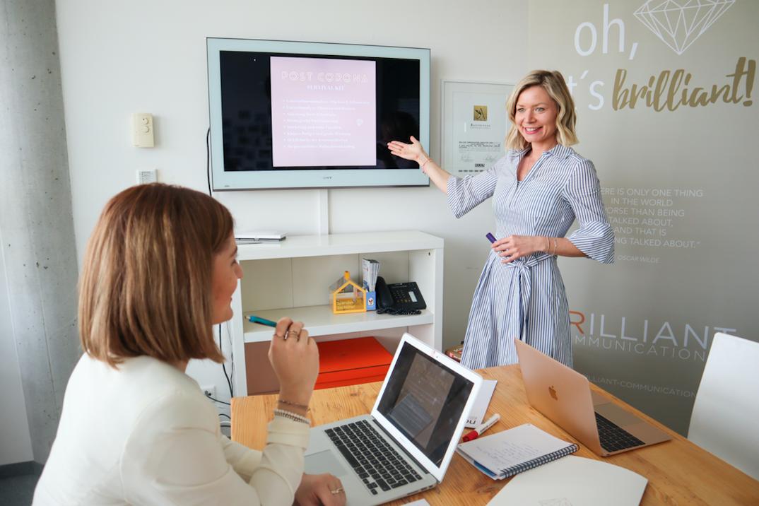 "Hilfe zur Selbsthilfe:  BRILLIANT Communications macht Unternehmen fit mit dem ""Post Corona – Survival Kit"""
