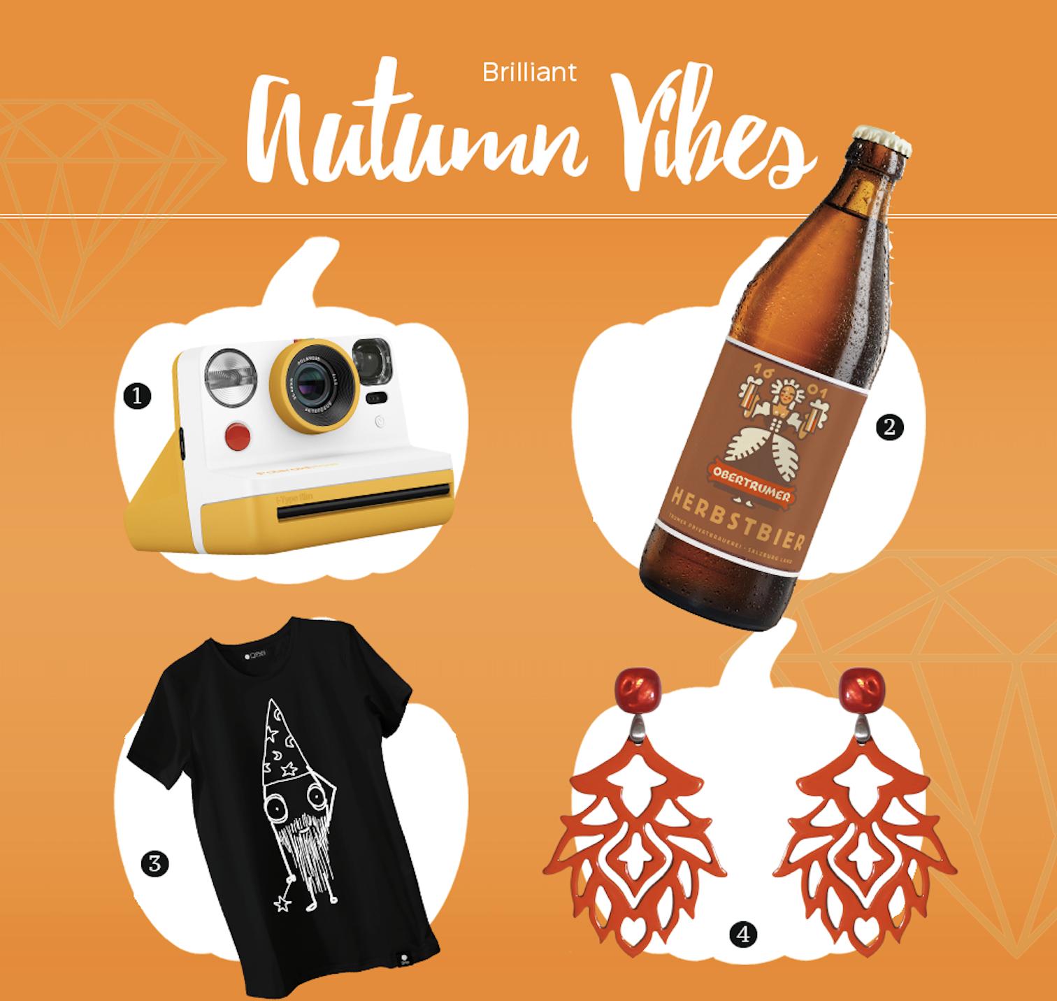 Produkt-Tipps für Herbst & Halloween - Autumn Vibes