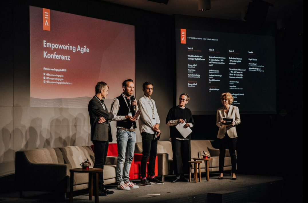 Stakeholderforum mit Zukunftspotenzial: Frontira und A1 Telekom Austria veranstalten erste Empowering Agile Online-Konferenz am 22. April 2021