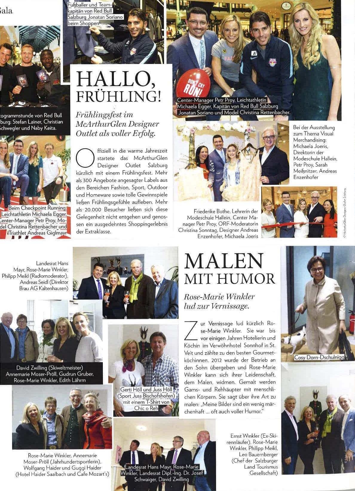 Look Salzburg, Mai 2016