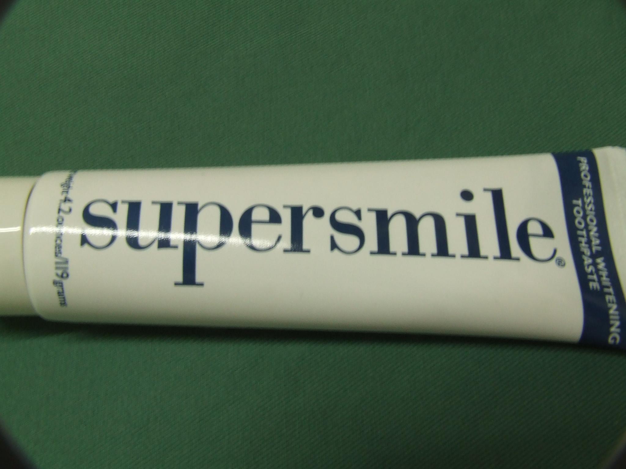 スーパースマイル