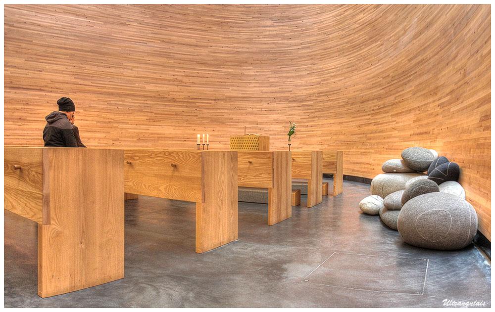 Chapelle du Silence - Helsinki (Finlande) - Caégorie HDR