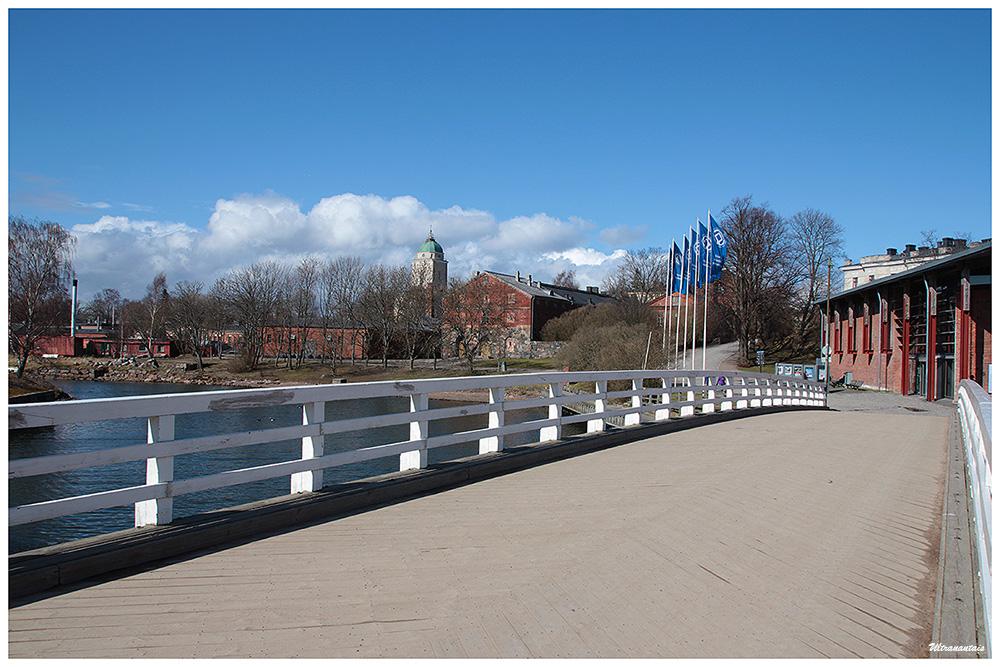 Suomenlinna - Finlande - Catégorie Paysages urbain et nature