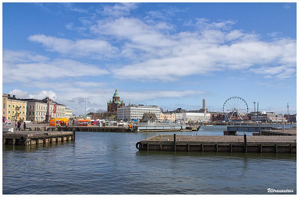 Helsinki (Finlande) - Catégorie Paysages urbain et nature