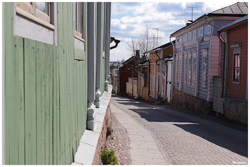 Porvoo - Finlande - Catégorie Paysages urbain et nature
