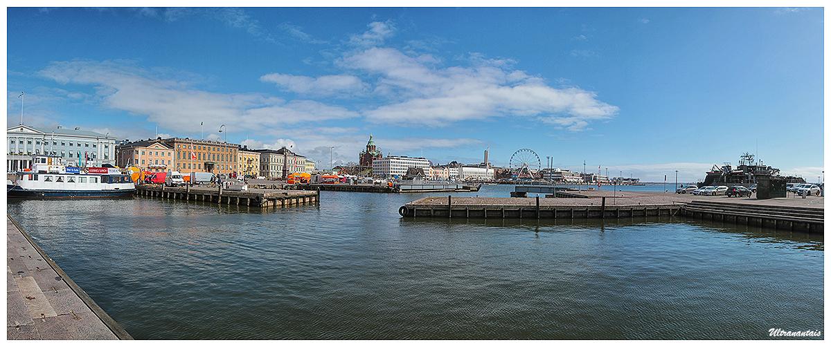 Helsinki - Finlande - Catégorie Panorama