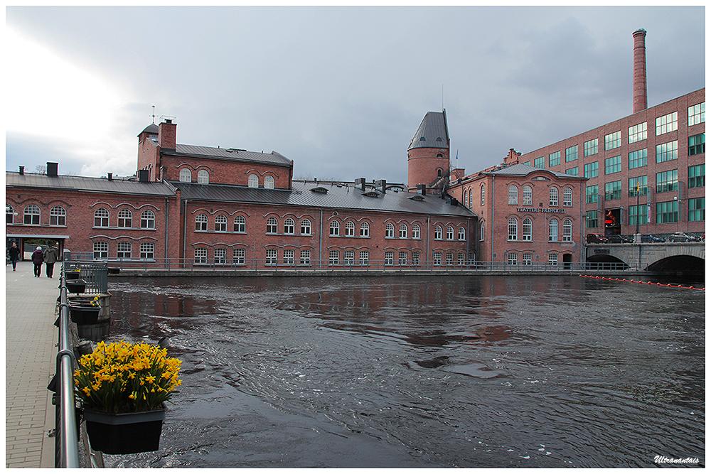 Tampere - Finlande - Catégorie Paysages urbain et nature
