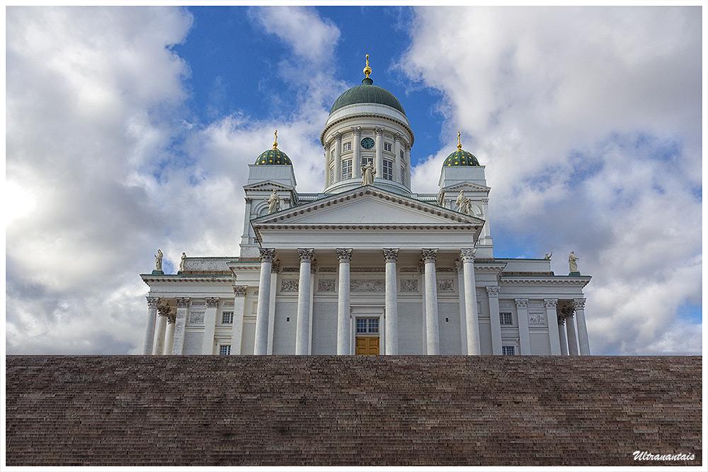 Cathédrale Luthérienne d'Helsinki - Finlande - Catégorie Paysages urbain et nature