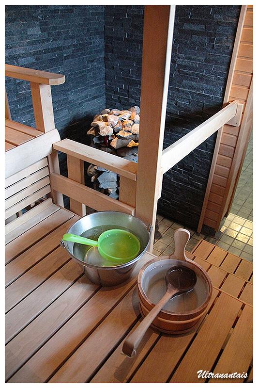 Sauna de Lauttasaari - Finlande - Catégorie Inclassables