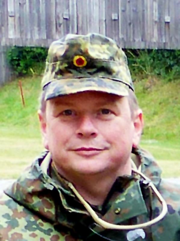 Das Bild zeigt den Beisitzer Ralf Bundschuh.