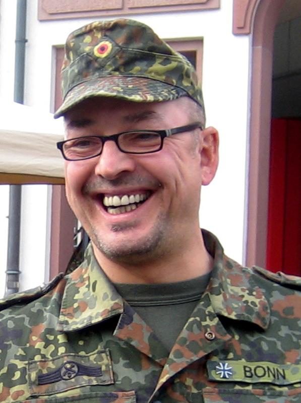 Das Bild zeigt den stellvertretenden Vorsitzenden Stefan Bonn