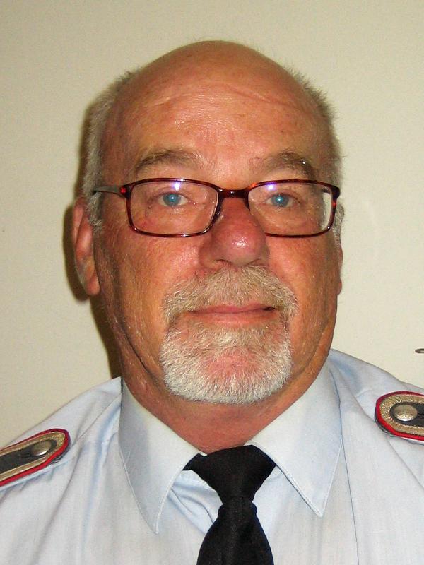 Das Bild zeigt den stellvertretenden Revisor Xaver Winkelmann.