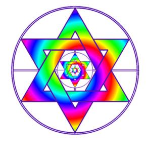 sceau de salomon aligné