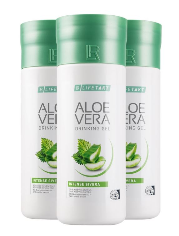 aloe vera gel mit brennnesseln lr health beauty kundenshop. Black Bedroom Furniture Sets. Home Design Ideas