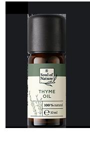 THYMIAN-ÖL Der krautige Duft des Thymian-Öls schenkt dir Kraft