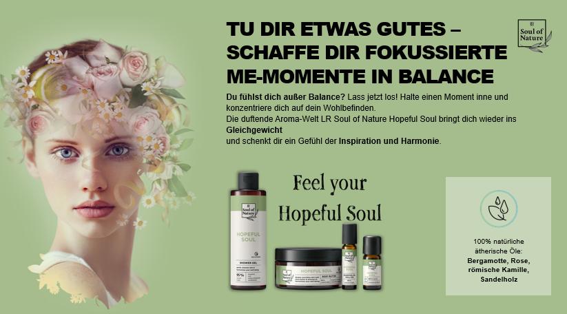 Hopeful Soul - Ausgleichende Energie