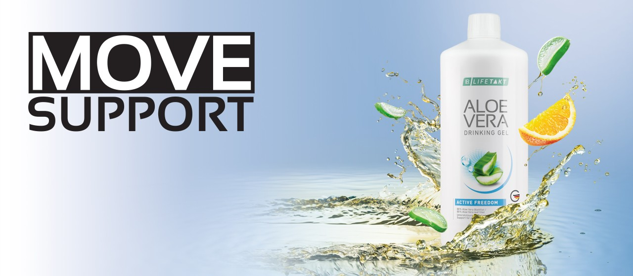 ALOE VERA DRINKING GEL ACTIVE FREEDOM