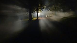 Angst vor der Dunkelheit