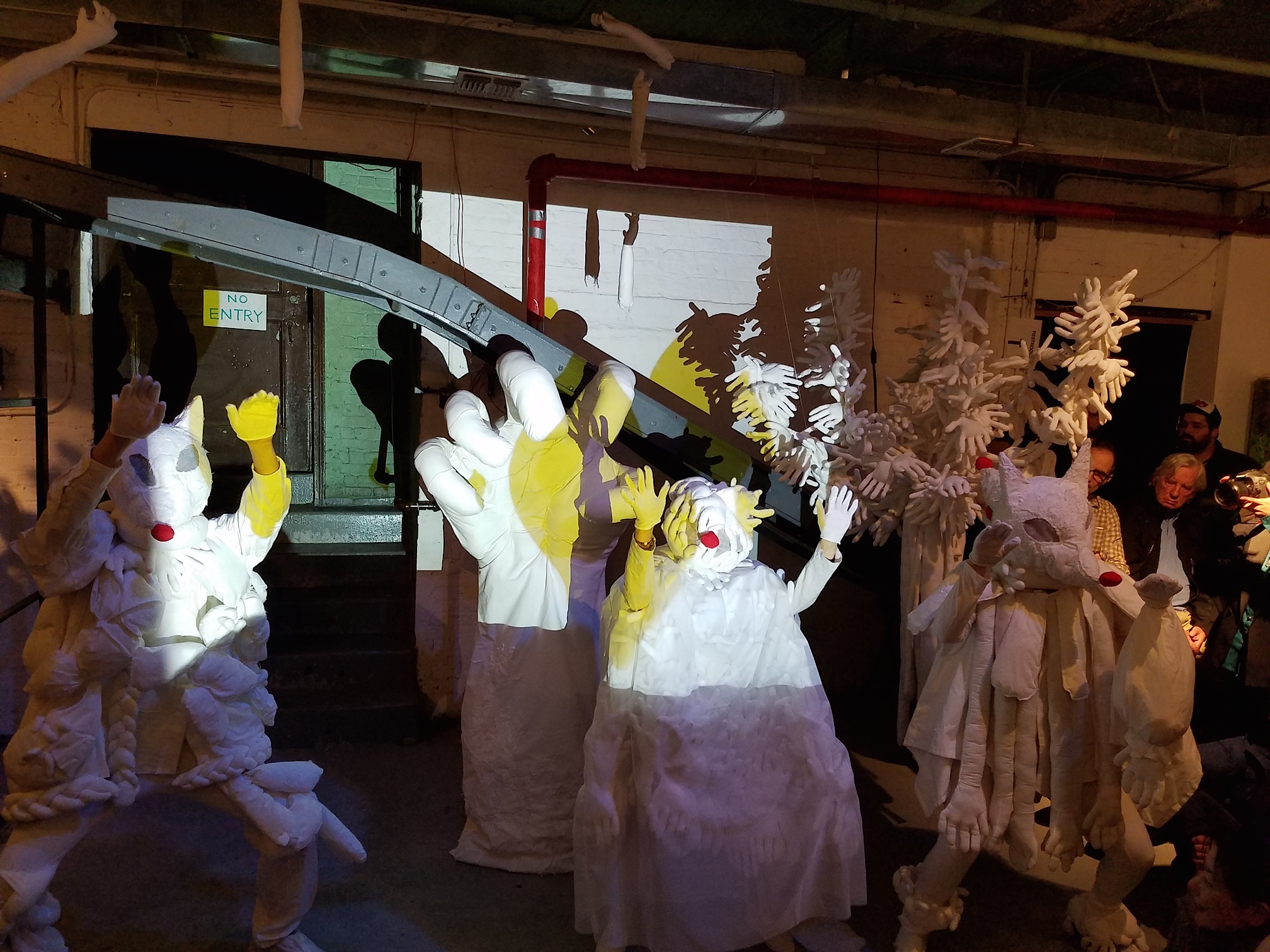 Parade -The Dreamland-, March 3rd, 2016, at Flux Factory