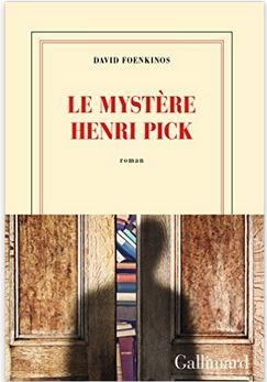 Le mystère Henri Pick, David Foekinos