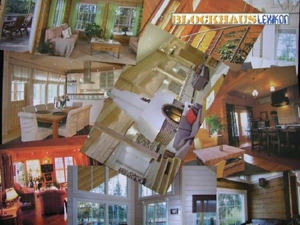 Blockhaus - Innenansichten