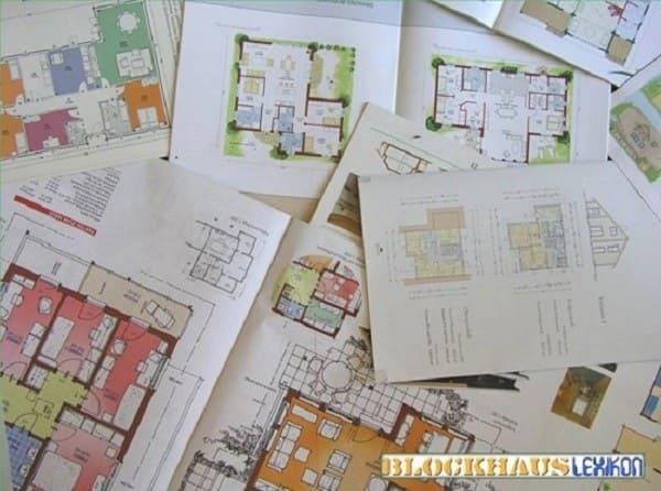 Erst Grundstück, dann Grundriss ... was darf das geplante Haus kosten ... was kann ich als Bauherr ohne Selbstübersetzung in Eigenregie ausführen ...
