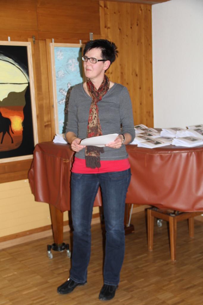 Martina Odernatt hat die Geschichte ausgesucht.