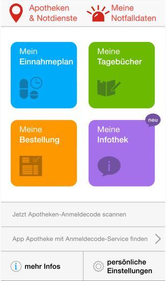 Meine Apotheke App Apotheke Meis am Krankenhaus Cloppenburg Johannes Meis e.K.