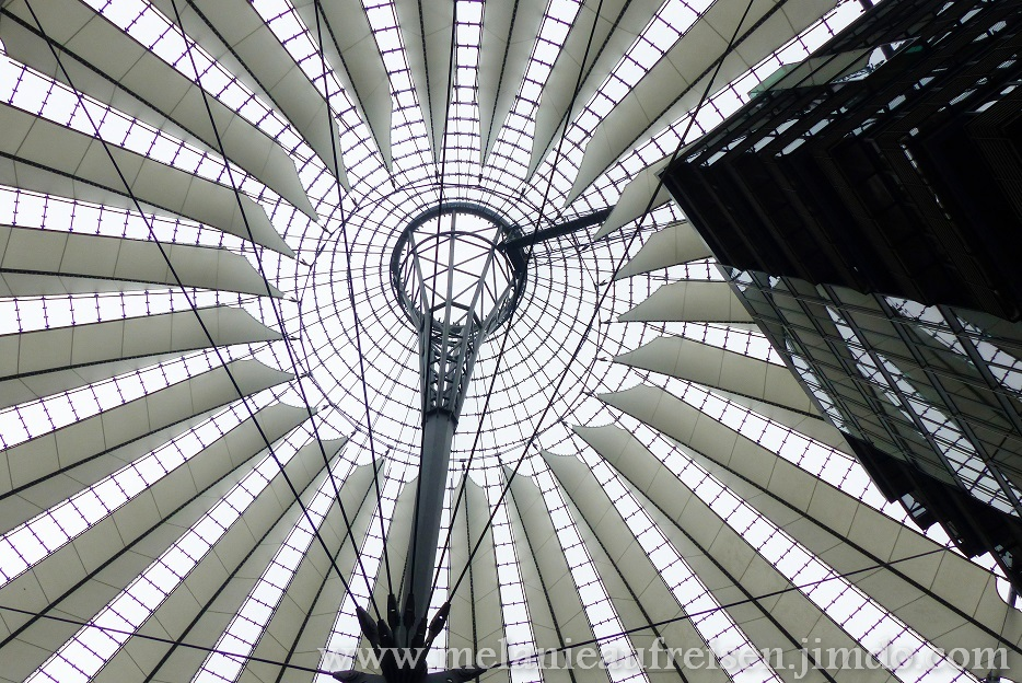 Potsdamer Platz - Berlin     MelanieaufReisen
