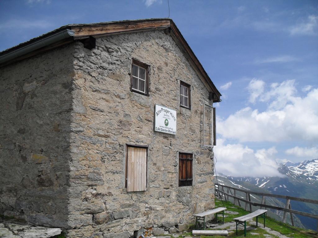 Alte Prager Hütte (Foto: Rainer Pollack)