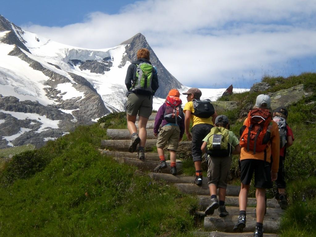 Gletscherweg (Foto: Familie Resinger/Egger)