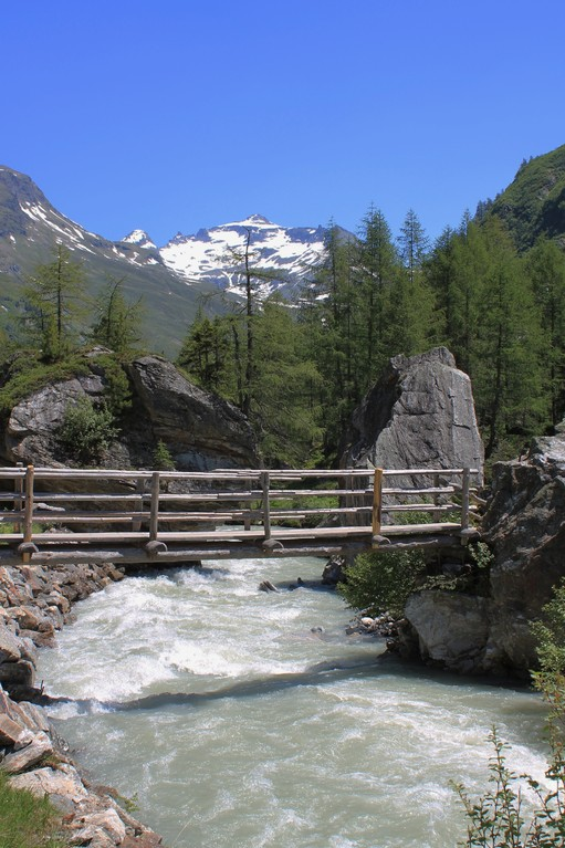 Brücke über den Gschlößbach (Foto: Rainer Pollack)