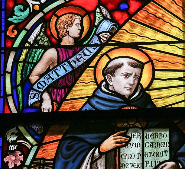 Santo Tomás de Aquino sobre la Cruz