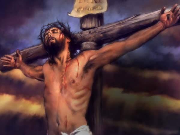 En honor de la preciosa sangre de Cristo