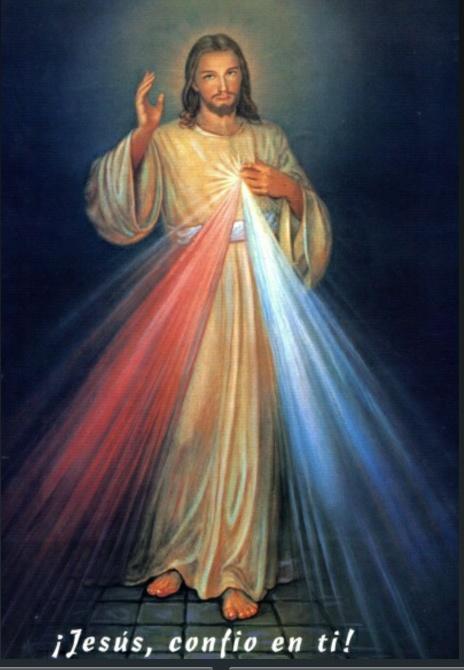 Coronilla de la Divina Misericordia