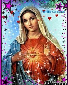 Oración de las siete gracias de la Virgen María
