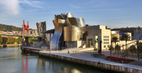 Bilbao, Museum Guggenheim, Frank Gehry , © Philip Maiwald (Nikopol)