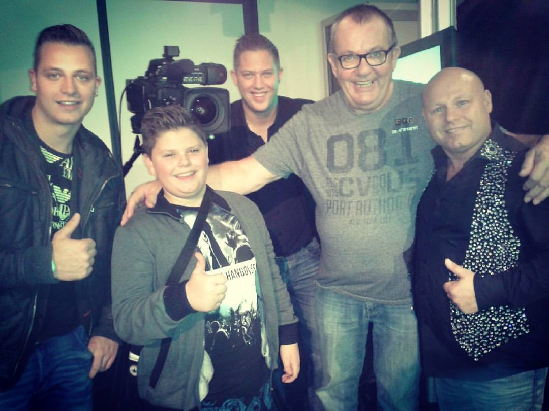 tv Oranje opnameshowflitsen met A-Entertainment