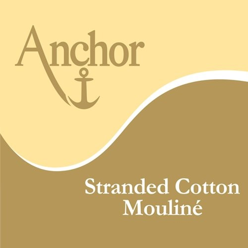 Farbe 307 Anchor Sticktwist